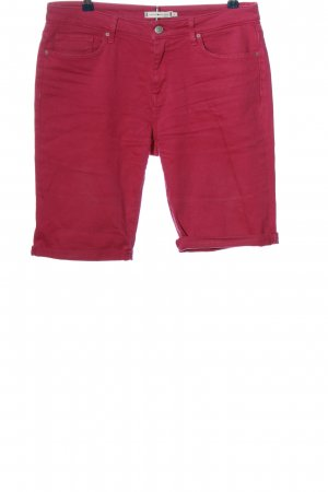 Tommy Hilfiger Shorts rot Casual-Look