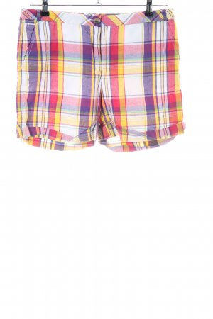 Tommy Hilfiger Shorts Karomuster Casual-Look