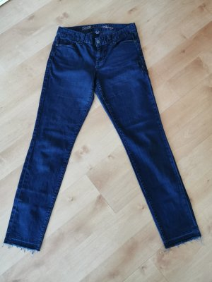Tommy Hilfiger Pantalón de cinco bolsillos azul