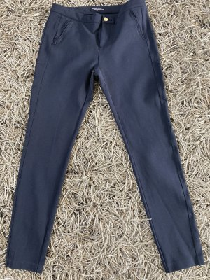 Tommy Hilfiger Stretch broek donkerblauw