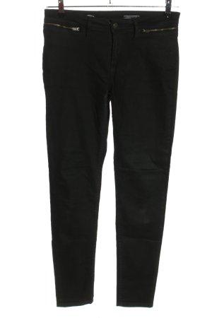 Tommy Hilfiger Skinny Jeans schwarz Casual-Look