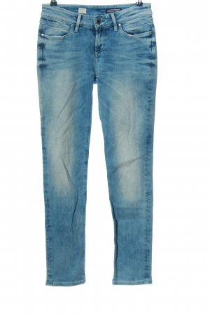 "Tommy Hilfiger Skinny Jeans ""milan lw f blandine"" blau"