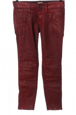 Tommy Hilfiger Skinny Jeans rot Casual-Look