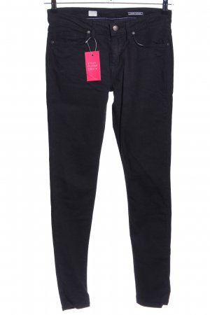 Tommy Hilfiger Jeans skinny nero stile casual