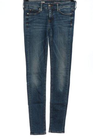 Tommy Hilfiger Jeansy o obcisłym kroju niebieski W stylu casual