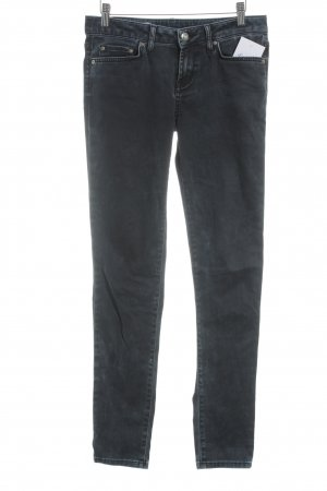 Tommy Hilfiger Skinny Jeans dunkelblau Street-Fashion-Look