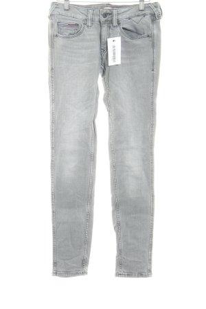 Tommy Hilfiger Skinny Jeans grau W27/L30 Gr. 34/36