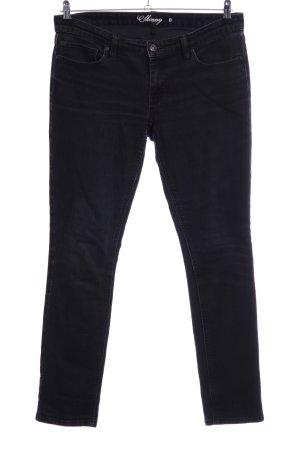Tommy Hilfiger Jeans skinny noir style décontracté