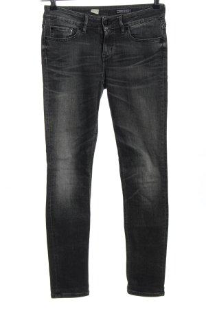 Tommy Hilfiger Jeans skinny antracite Tessuto misto