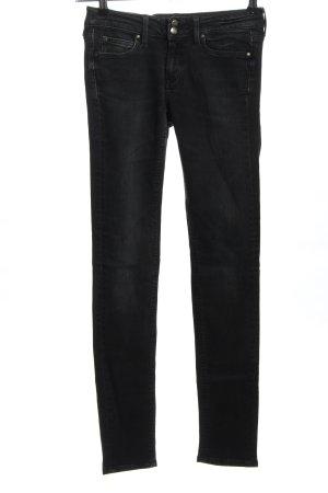 """Tommy Hilfiger Slim Jeans """"Milan"""" schwarz"""