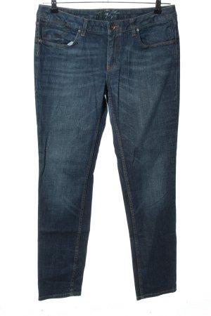 Tommy Hilfiger Slim Jeans blau Casual-Look