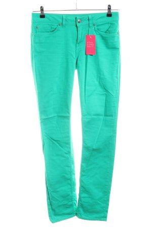 Tommy Hilfiger Jeans slim turquoise style décontracté