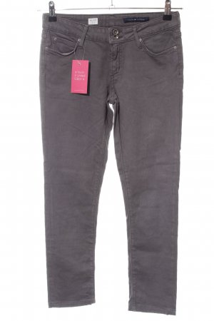 Tommy Hilfiger Slim Jeans hellgrau Casual-Look