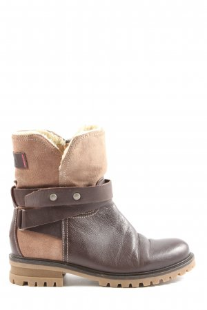 Tommy Hilfiger Slouch Boots brown casual look