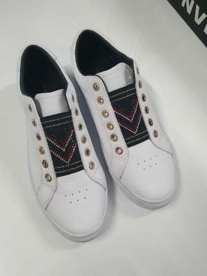 Tommy Hilfiger Slip-on Sneakers white