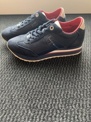 Tommy Hilfiger Lace-Up Sneaker multicolored