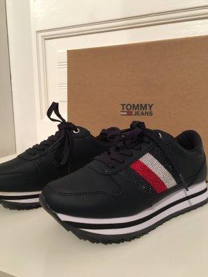 Tommy Hilfiger Sneaker mit Glitzer!