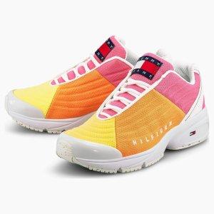 Tommy Jeans Sneaker con zeppa multicolore