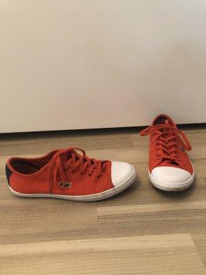 Tommy Hilfiger Sneaker rot Gr. 37