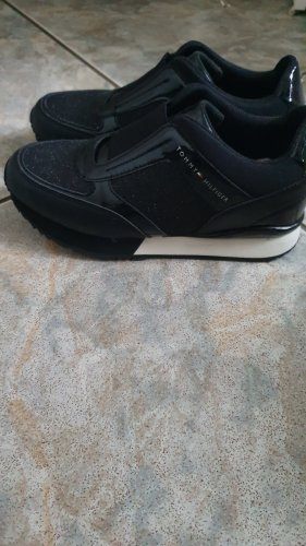 Tommy Hilfiger Sneaker schwarz Gr. 36