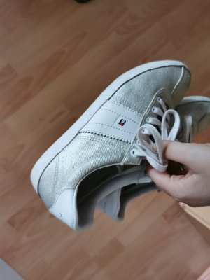 Tommy Hilfiger sneaker Silber