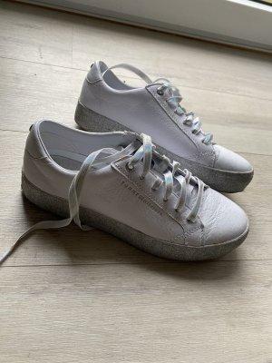 Tommy Hilfiger Sneaker silbern/glitzern Neu