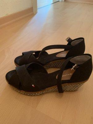 Tommy Hilfiger Outdoor Sandals black