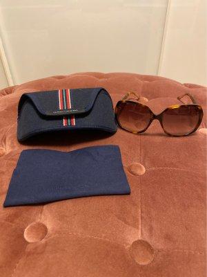 Tommy Hilfiger Gafas de sol cuadradas marrón