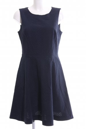 Tommy Hilfiger Abito in pizzo blu stile casual