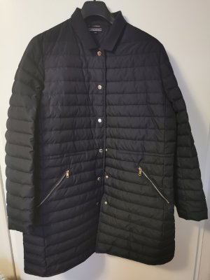 Tommy Hilfiger Quilted Coat gold-colored-dark blue