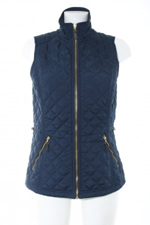Tommy Hilfiger Quilted Gilet blue quilting pattern casual look