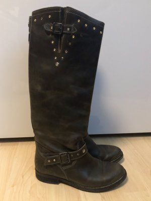 Tommy Hilfiger Denim Boots western multicolore cuir