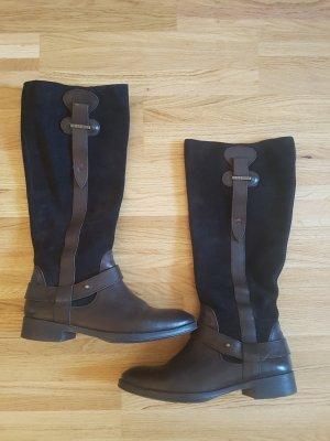 tommy hilfiger Stiefel Boots 37 Leder