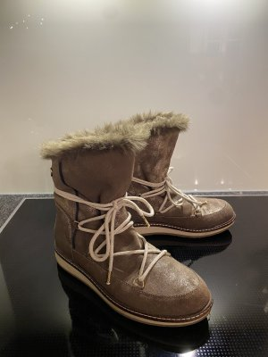 Tommy Hilfiger Snow Boots bronze-colored-gold-colored