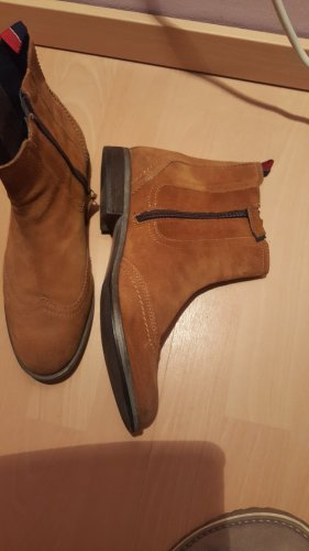 Tommy Hilfiger Chelsea Boots light brown