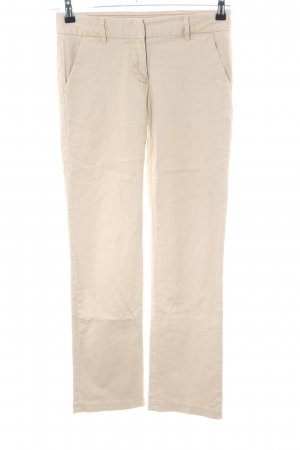 Tommy Hilfiger Stoffhose creme Business-Look