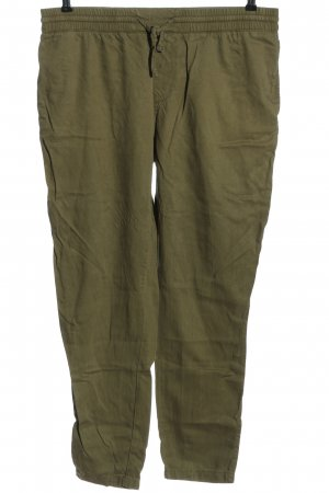 Tommy Hilfiger Stoffhose khaki Casual-Look