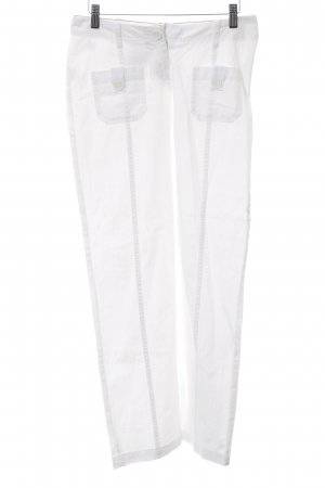Tommy Hilfiger Stoffhose weiß Casual-Look