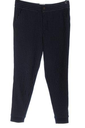 Tommy Hilfiger Pantalón tipo suéter azul estampado a rayas estilo «business»