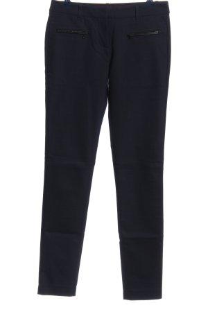 Tommy Hilfiger Stoffen broek zwart zakelijke stijl