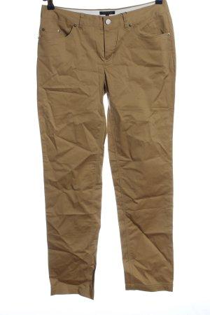 Tommy Hilfiger Spodnie materiałowe brązowy W stylu casual
