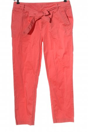 Tommy Hilfiger Stoffhose rot Casual-Look