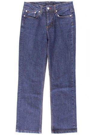 Tommy Hilfiger Straight Jeans Größe W26 blau aus Baumwolle