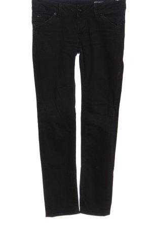 Tommy Hilfiger Straight-Leg Jeans schwarz Casual-Look