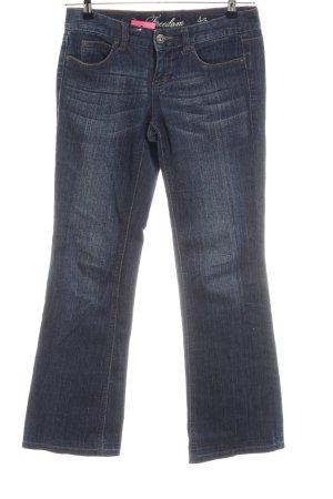 Tommy Hilfiger Straight-Leg Jeans blau Casual-Look