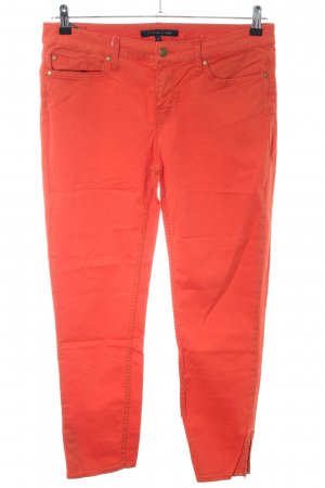 Tommy Hilfiger Straight-Leg Jeans hellorange Casual-Look