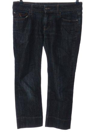 Tommy Hilfiger Straight-Leg Jeans blau meliert Casual-Look
