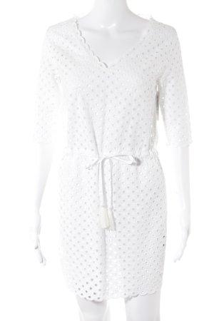 Tommy Hilfiger Sukienka plażowa biały
