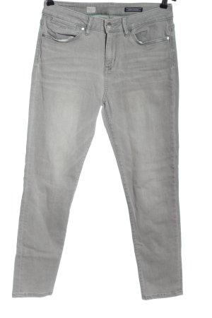 Tommy Hilfiger Jeans stretch gris clair style décontracté