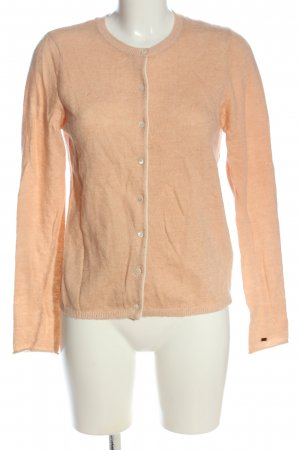 Tommy Hilfiger Strick Cardigan nude Casual-Look
